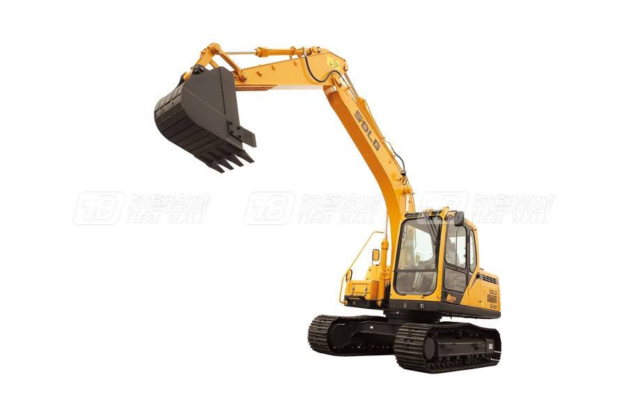 山东临工E6125F履带挖掘机外观图2