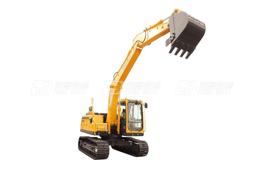 山东临工E6125F履带挖掘机外观图1