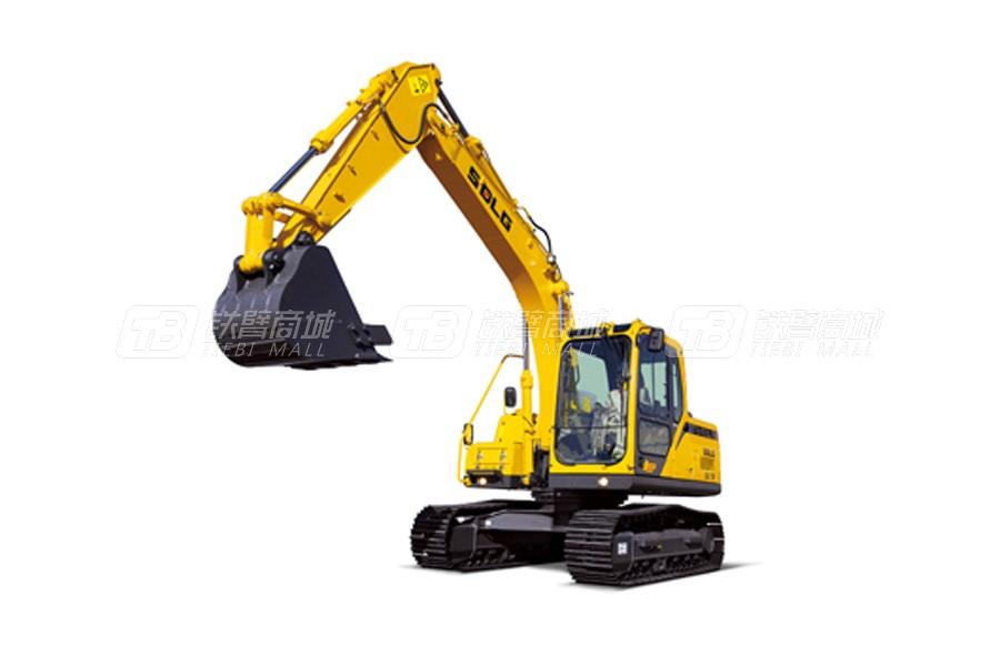 山东临工E6135F履带挖掘机外观图1