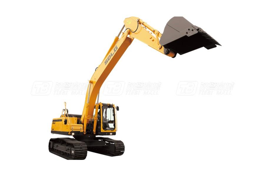 山东临工E6205F履带挖掘机外观图1