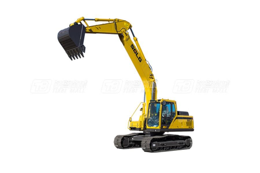 山东临工E6210F履带挖掘机外观图1