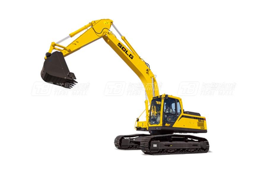 山东临工E6250F履带挖掘机外观图2