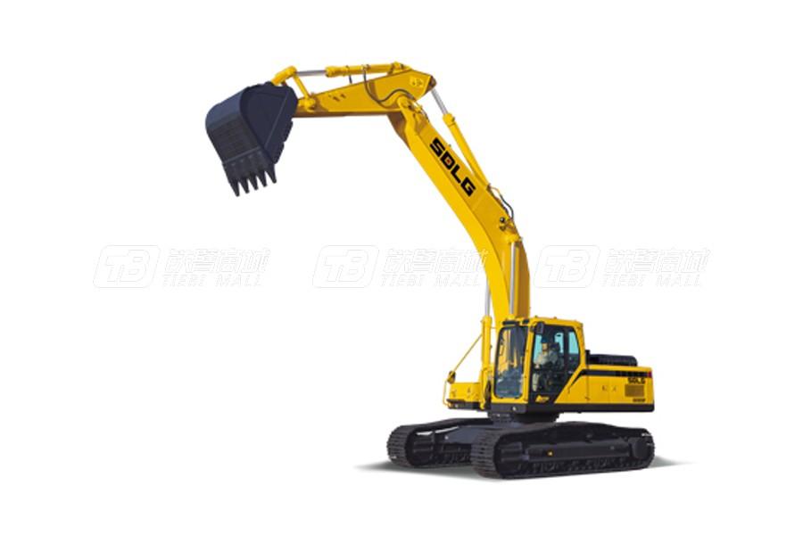 山东临工E6300F履带挖掘机外观图2