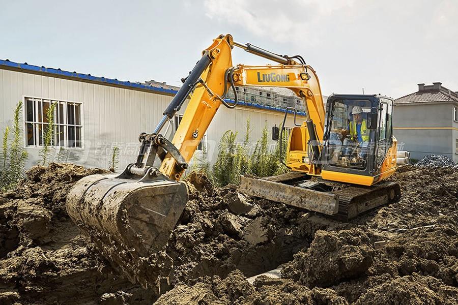柳工9075E履带挖掘机其他图1