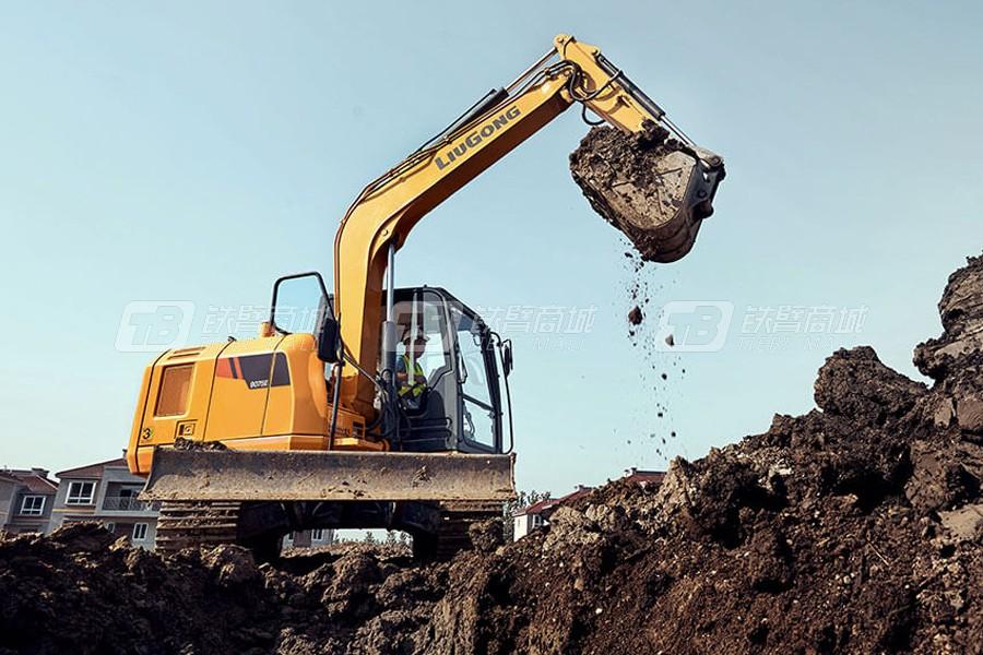 柳工9075E履带挖掘机其他图2