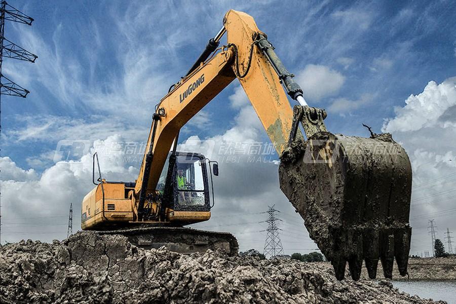 柳工920E挖掘机其他图3
