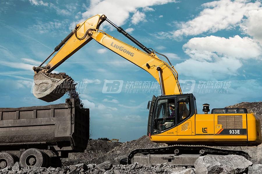 柳工933E挖掘机其他图1