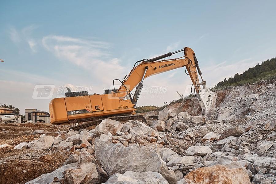 柳工950E挖掘机其他图1