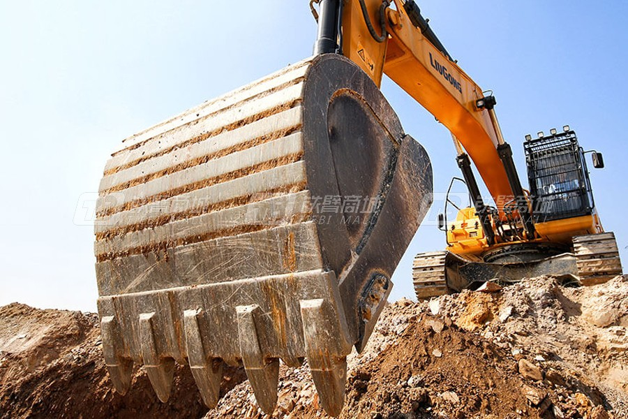 柳工950E挖掘机其他图2