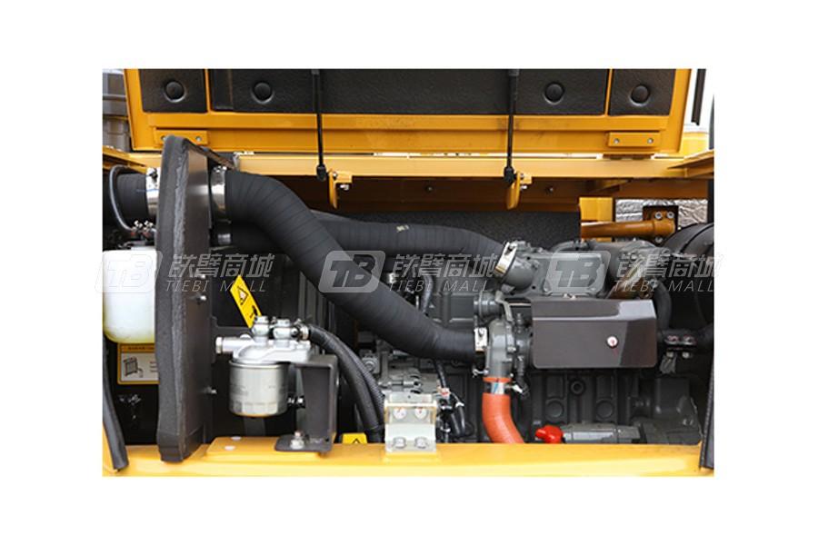 三一SY75C小型液压挖掘机细节图7