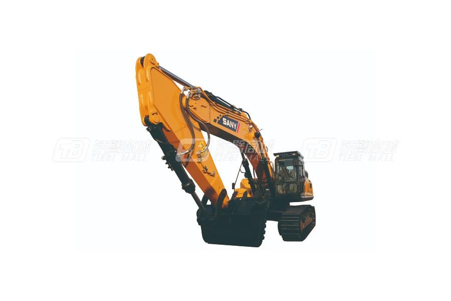 三一SY415H履带挖掘机外观图3