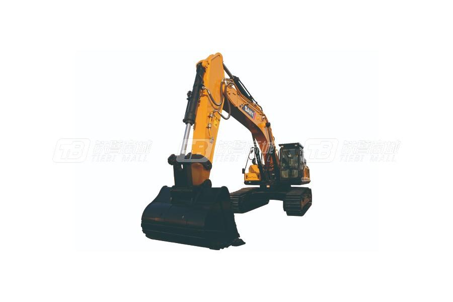 三一SY415H履带挖掘机外观图2