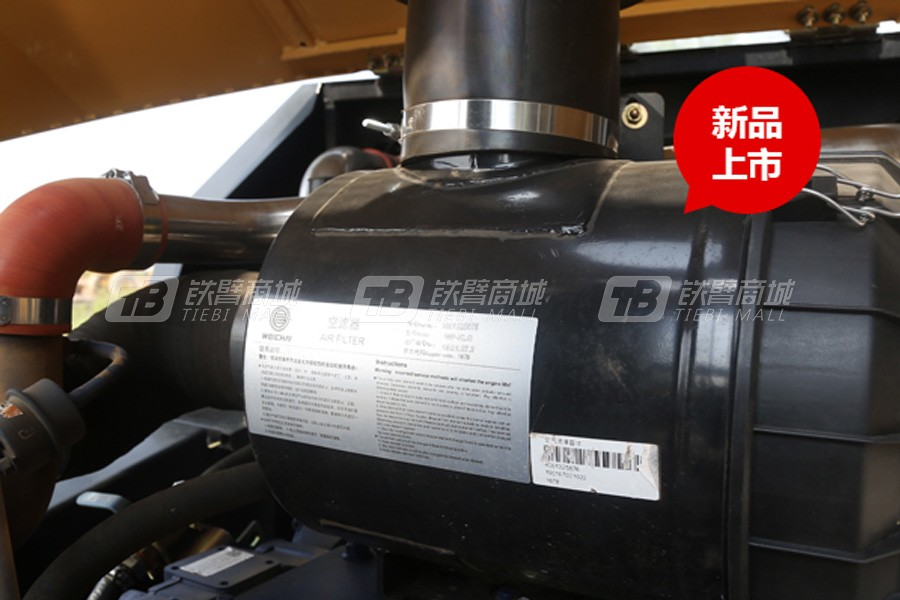 三一SSR220AC-8H全液压单驱单钢轮压路机细节图3