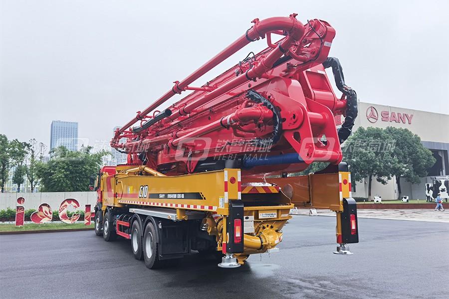 三一SYM5440THBV 620C-10A泵车