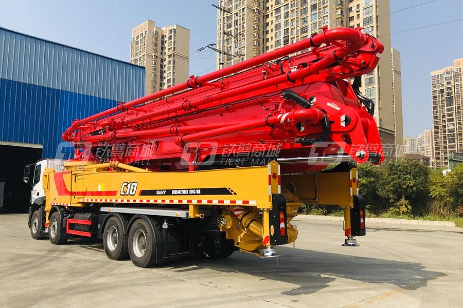 三一SYM5442THBEB 620C-10A泵车