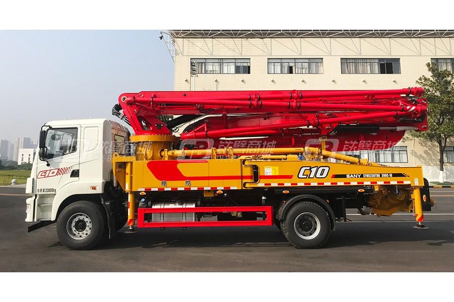 三一SYM5230 THB 390C-10泵车