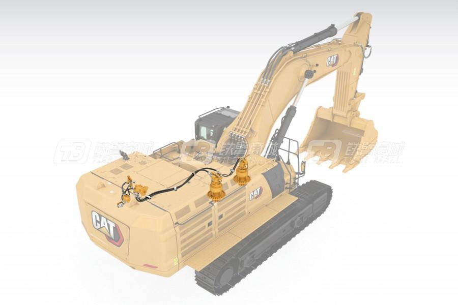 卡特彼勒395液压挖掘机外观图2