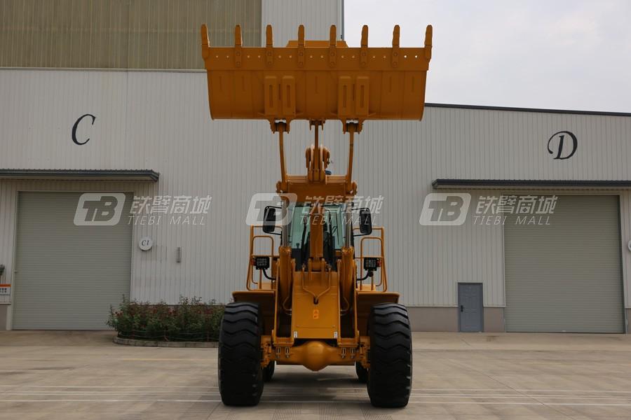 成工重工CG950K轮式装载机外观图1