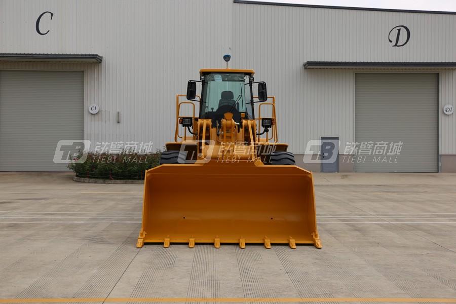 成工重工CG950K轮式装载机外观图5