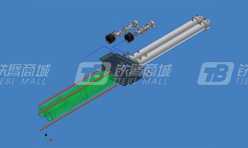 方圆HBTS80-18-195混凝土泵其他图2
