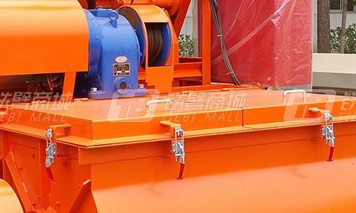方圆JS500-1.5混凝土搅拌机细节图3