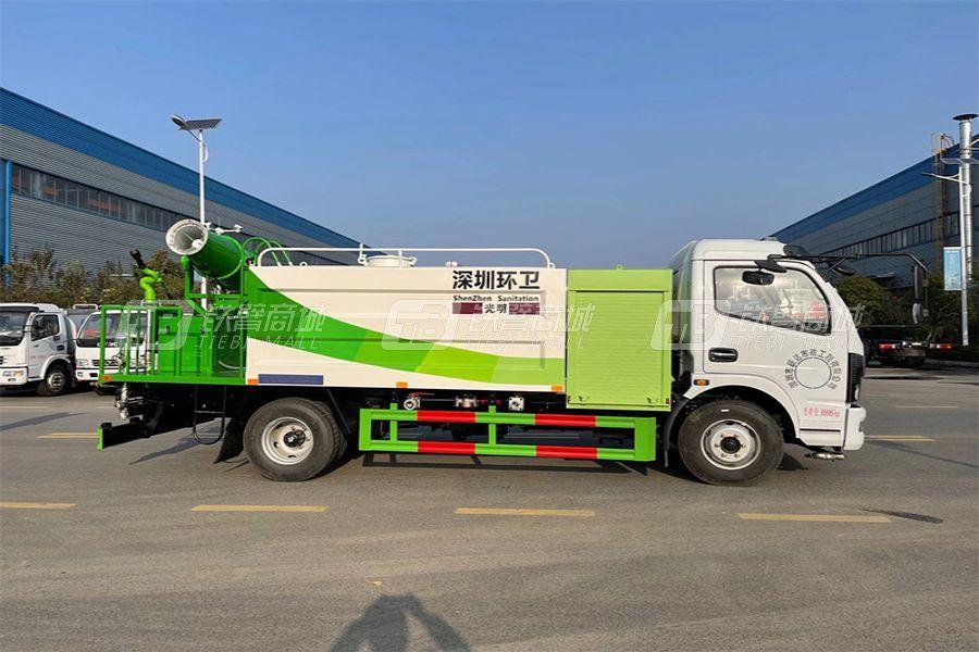 程力专汽CL5091TDYBEV清扫车外观图1