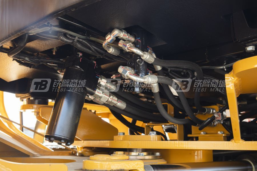 三一SYL956H轮式装载机细节图4
