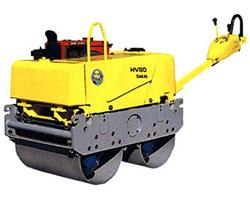 酒井HV80/ST双钢轮压路机
