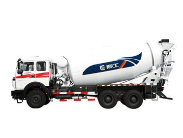 柳工YZH5256GJB混凝土搅拌运输车