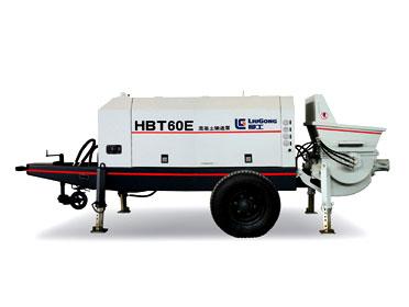 柳工HBT60E输送泵