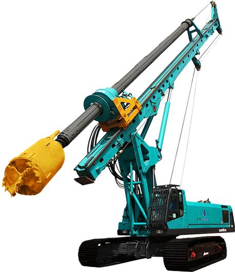 山河智能SWDM20B旋挖钻机