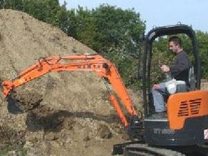 南特NT16挖掘机