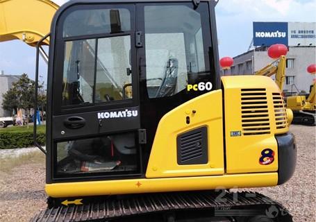 小松PC60-8液压挖掘机