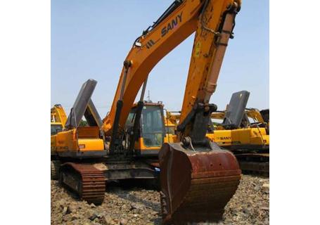 三一SY60C小型液压挖掘机
