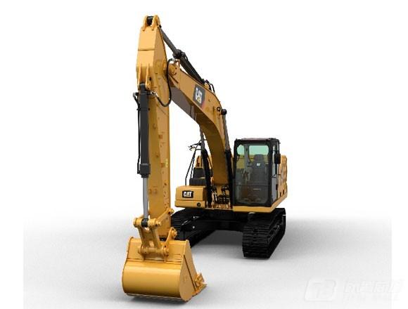 卡特彼勒新一代CAT® 320 GC液压挖掘机