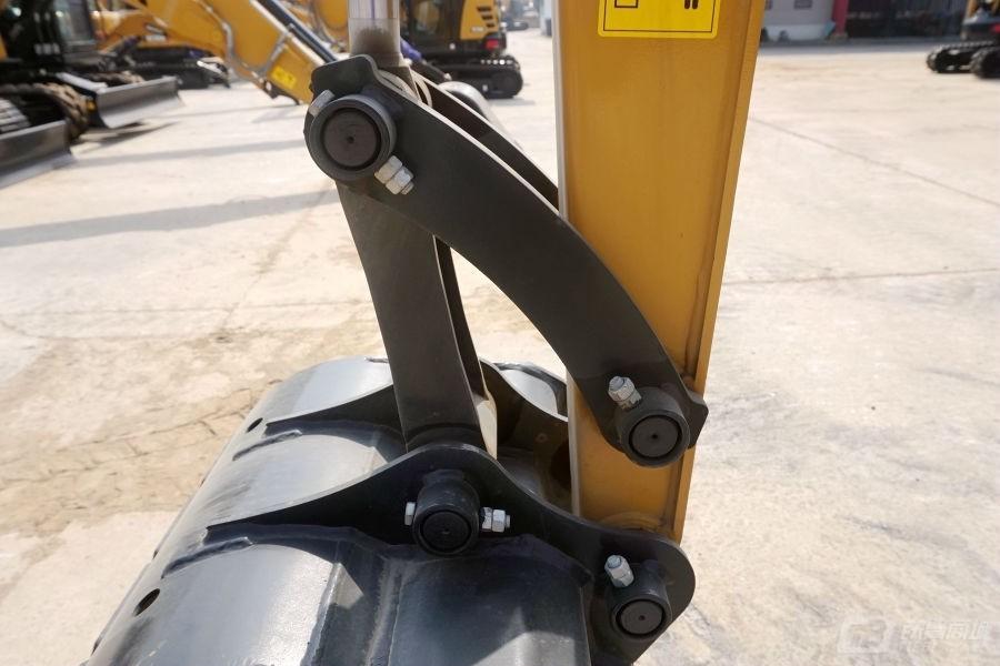 三一SY35U微型液压挖掘机