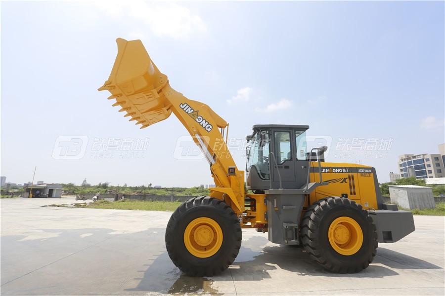 晋工JGM756KN轮式装载机