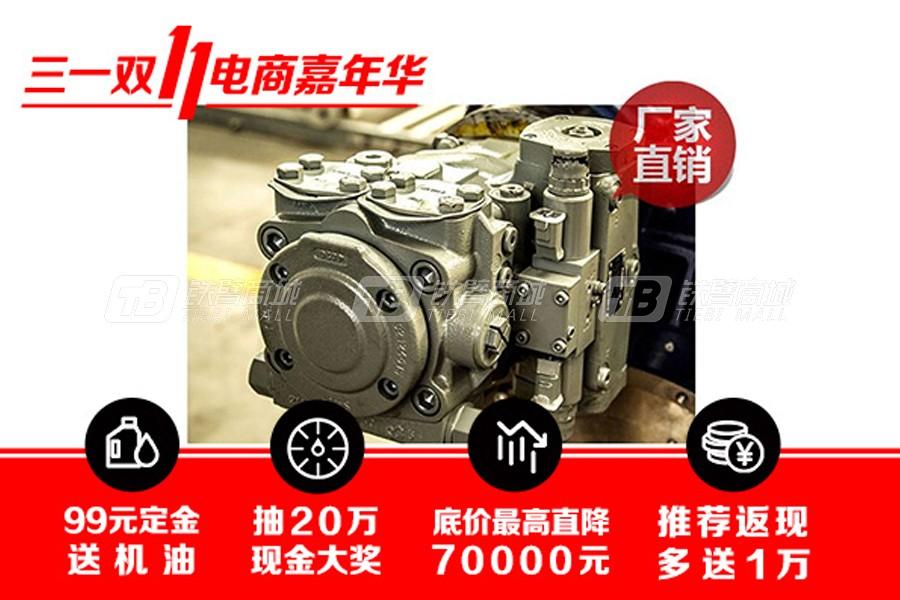 三一SSR200AC-8单钢轮压路机