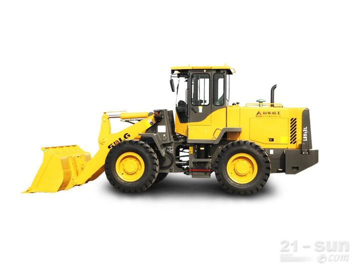 山东临工L933轮式装载机外观图3