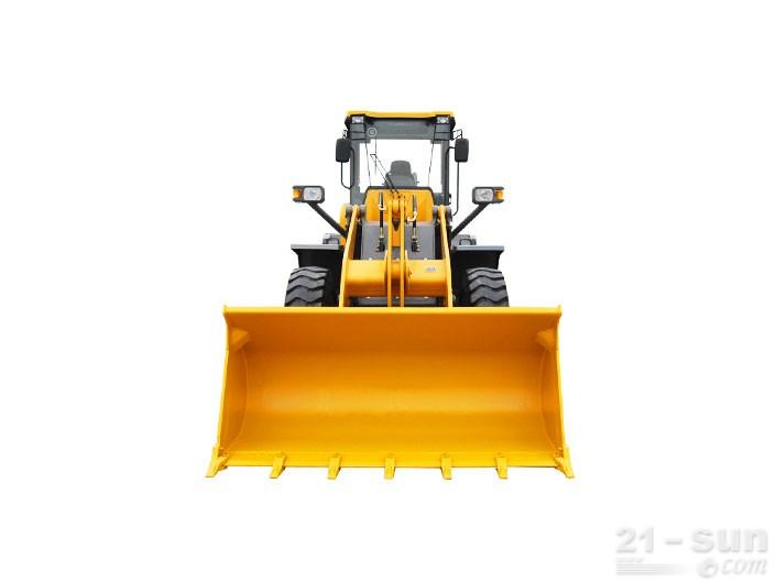 山东临工L936轮式装载机外观图1