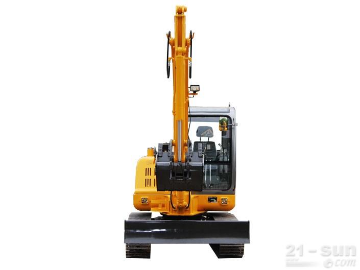 厦工XG806挖掘机外观图2