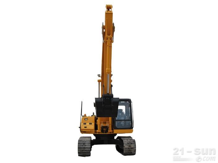 厦工XG821挖掘机外观图2