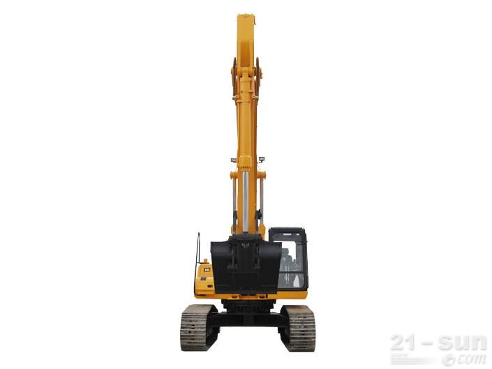 厦工XG833挖掘机外观图1
