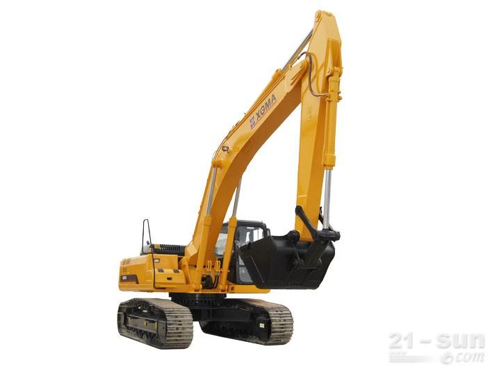 厦工XG833挖掘机外观图2