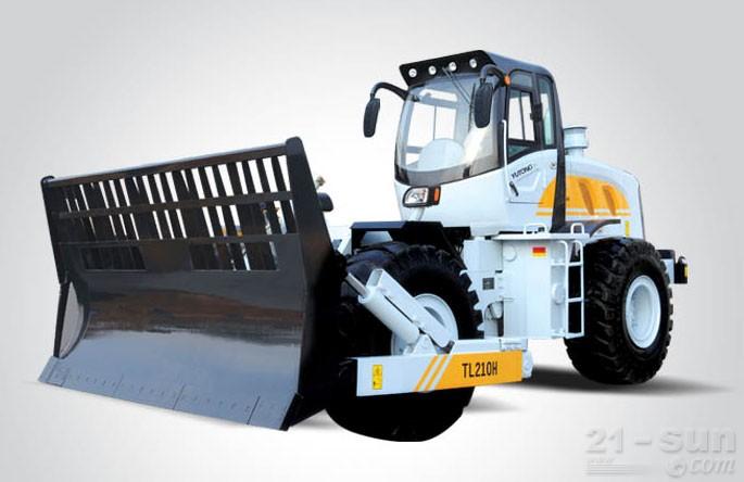 宇通重工TL210H轮式推土机