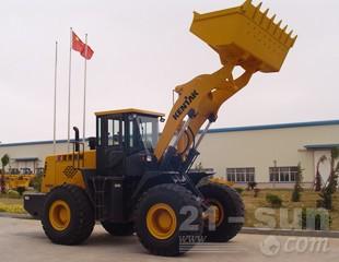 建德机械KT857轮式装载机图片