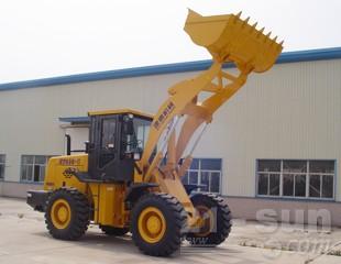 建德机械KT836-II轮式装载机图片