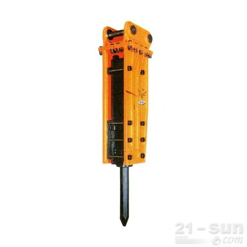 烟台百财YLB-1800T破碎锤