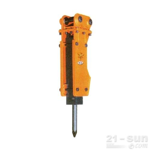 烟台百财YLB-1400T破碎锤