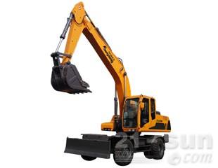 詹阳动力JYL619轮式挖掘机